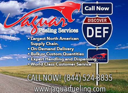 Diesel Exhaust Fluid (DEF) Delivery Service